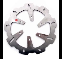 Disco freno posteriore Braking W-FIX a margherita fisso (1 disco) BL02RID