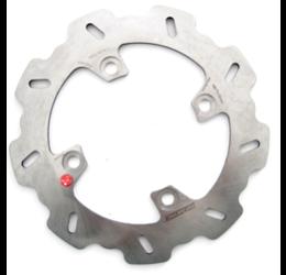 Disco freno posteriore Braking W-FIX a margherita fisso (1 disco) KW30RID