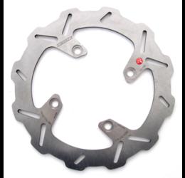 Disco freno posteriore Braking W-FIX a margherita fisso (1 disco) TR03RID