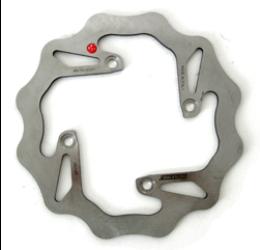 Disco freno posteriore Braking W-FIX a margherita fisso (1 disco) WF4501