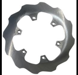 Disco freno posteriore Braking W-FIX a margherita fisso (1 disco) WF4506