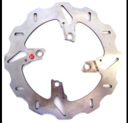Disco freno posteriore Braking W-FIX a margherita fisso (1 disco) WF7516