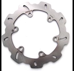 Disco freno posteriore Braking W-FIX a margherita fisso (1 disco) YA01RID