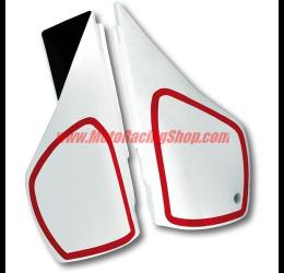 Fiancatine laterali enduro UFO per Yamaha TT 600cc 1984-1992 (1 coppia)