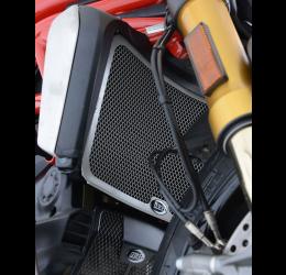 Griglia radiatore acqua Faster96 by RG per Ducati Hypermotard 950 / SP 19-20
