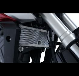 Griglia radiatore acqua Faster96 by RG per Honda CB 125 R 18-20 in acciaio inox