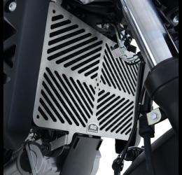 Griglia radiatore acqua Faster96 by RG per Suzuki V-Strom 1000 14-16 in acciaio inox