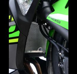 Griglia radiatore acqua Faster96 by RG per Kawasaki Z 400 19-20