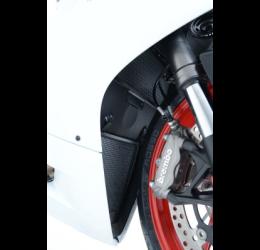 Kit griglie radiatori acqua ed olio Faster96 by RG per Ducati Panigale V2 2020