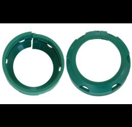 Kit raschia fango SKF rimuovibile per SHOWA 48mm (1 coppia)