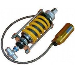 Ammortizzatore posteriore RACE VERSION Ohlins S46HR1C1LTR per Yamaha TMax 530 12-16 (cod. AG 1206 type: STX46 Street)
