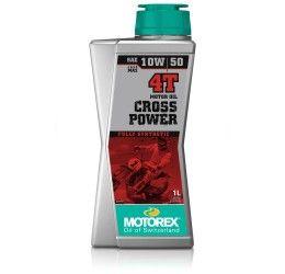 Olio motore Motorex Cross Power 4T 10W50 1L
