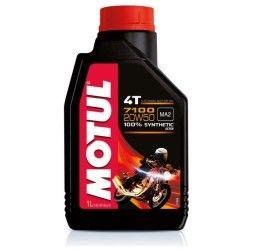 Olio motore Motul 7100 20W50 1L