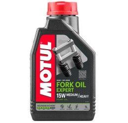 Olio forcella Motul Fork oil medium/heavy 15W 1L
