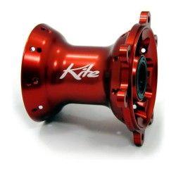 Mozzo posteriore KITE modello ELITE per Gas Gas EC 125/250/250 F/300/400/450/450 F 03-> (colore rosso)