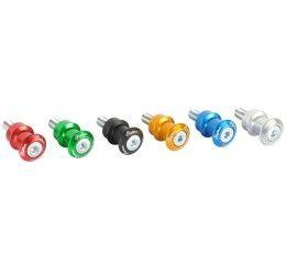Nottolini per cavalletto posteriore Lightech in ergal anodizzati in vari colori M8 (COPPIA)