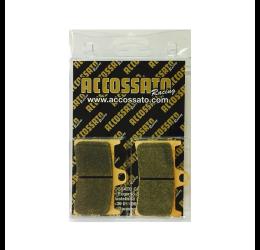 Pastiglie freno Accossato - Mescola EV2 Sinterizzata Pista AGPA97EV2