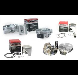 Pistone Wiseco bifascia forgiato GP series per Husaberg TE 125 11-14 - Husqvarna TC 125 14-15/TE 125 14-16 - KTM 125 EXC 01-16/125 SX 01-15 (per cilindro diametro 54.00mm)