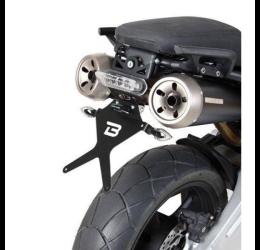 Kit Portatarga Barracuda per Yamaha MT-03 660 06-14 regolabile con faro posteriore