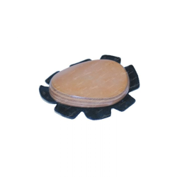 Saponette Lightech modello Leather