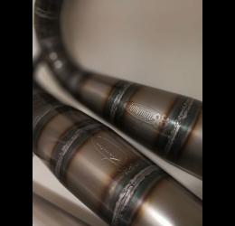 Scarichi Jollymoto Kawasaki KR1S silenziatori carbonio