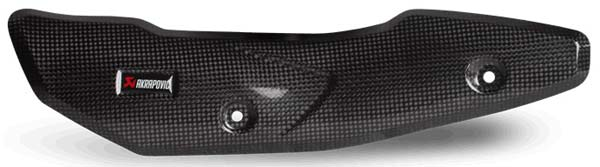 AKRAPOVIC exhaust street legal titanium with carbon end cap for Kawasaki Z  900 17-> / Z 900 A2 18->